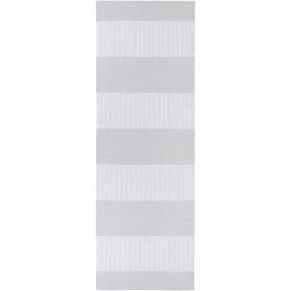 Sivý behúň vhodný do exteriéru Narma Norrby, 70 × 200 cm