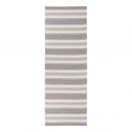 Hnedý koberec vhodný do exteriéru Narma Runo, 70 × 100 cm