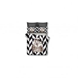 Obliečka z mikroperkálu DecoKing Littlelove, 200×220 cm