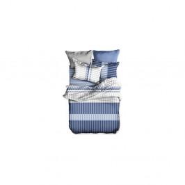 Obliečky z mikrovlákna na jednolôžko DecoKing Basic Toney, 135 × 200 cm
