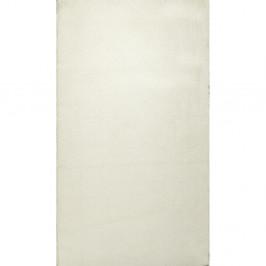 Biely koberec Eco Rugs Ivor, 133×190 cm