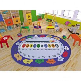 Detský koberec Paint, 133×190 cm