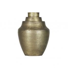 Váza v mosadznej farbe De Eekhoorn Cheer