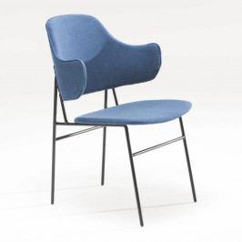 Modrá stolička Thai Natura Summer