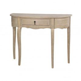 Konzolový stolík z brezového dreva Livin Hill Venezia