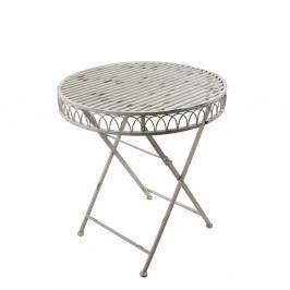 Kovový záhradný stolík Ego Dekor