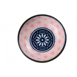 Ružová porcelánová miska Tokyo Design Studio Star, ⌀9,5cm