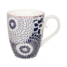 Modro-biely porcelánový hrnček Tokyo Design Studio Shiki, 380ml