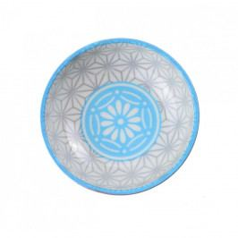 Svetlomodrá porcelánová miska Tokyo Design Studio Star, ⌀9,5cm