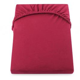 Červená plachta DecoKing Amber Collection, 220/240 x 200 cm
