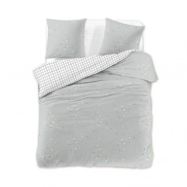 Obliečka z bavlneného saténu DecoKing Modest, 200×220 cm + 2 obliečky na vankúše 70 x 90 cm