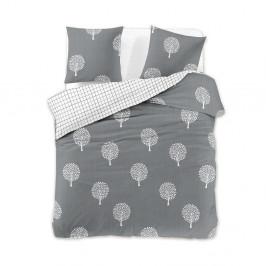 Obliečka z bavlneného saténu DecoKing Alberto, 200×220 cm + 2 obliečky na vankúše 70 x 90 cm