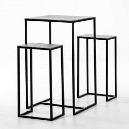 Set stolu a 2 stoličiek Thai Natura, výška 104 cm