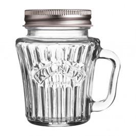 Mini Mason jar džbánik Kilner Vintage, 110 ml