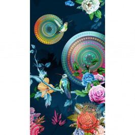 Plážová osuška s potlačou Muller Textiels Chachou, 100×180 cm