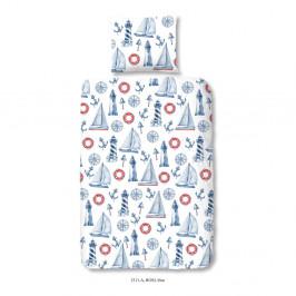 Detské obliečky na jednolôžko z bavlny Good Morning Narata, 140×200 cm