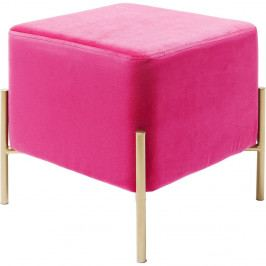 Ružová stolička Kare Design Franzi