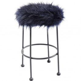 Modrá stolička Kare Design Ontario