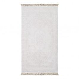 Krémovobiely koberec Vitaus Hali Gobekli, 80×150cm