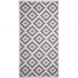 Odolný koberec Vitaus Art Bej, 80×150cm