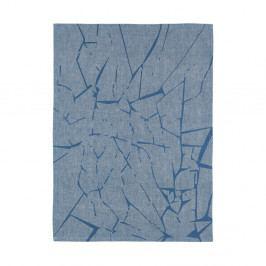 Modrá kuchynská utierka Zone Chaos, 70 x 50 cm