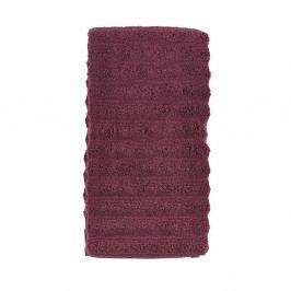 Fialový uterák Zone One, 50x100cm