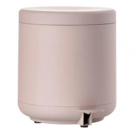 Telový kúpeľňový odpadkový kôš s pedálom Zone UME, 4 l