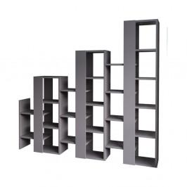 Sivá knižnica Homitis Lift