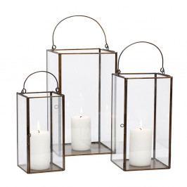 Sada 3 lampášov Hübsch Troels