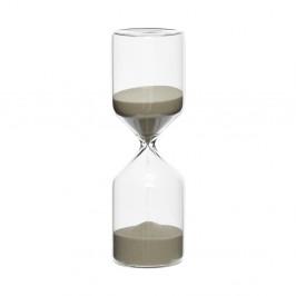 Presýpacie hodiny s béžovým pieskom Hübsch Margie, 30 minút