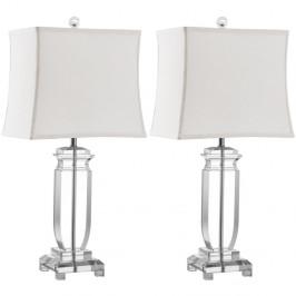 Sada 2 stolových lámp Max