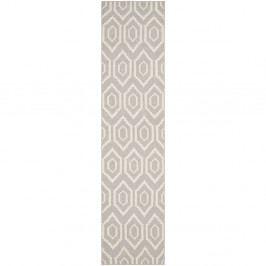 Vlnený koberec Casablanca, 76x243cm
