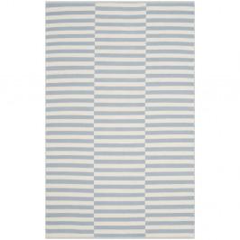 Bavlnený koberec Mya Blue, 121x182 cm