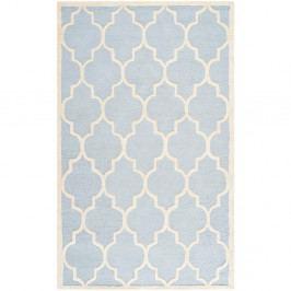 Vlnený koberec  Safavieh Lola Sky, 182x274 cm