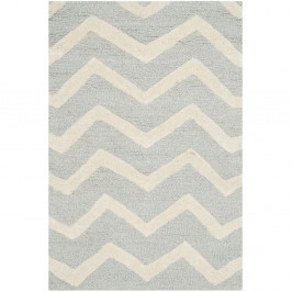 Vlnený koberec Edie, 60×91 cm