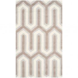 Vlnený koberec  Safavieh Leta, 91x152cm