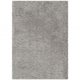 Koberec Edison Shag Grey, 91 x 152 cm