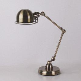 Mosadzná stolová lampa Thai Natura Antique