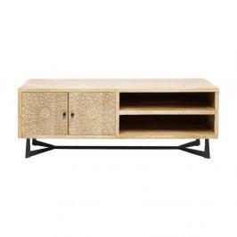 TV komoda z mangového dreva Kare Design E×otica