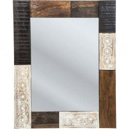 Nástenné zrkadlo Kare Design Finca, 100 × 80 cm