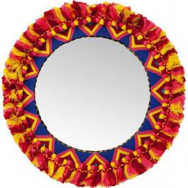 Nástenné zrkadlo Kare Design Flick Flack, Ø 54 cm