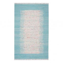 Modrý koberec Eco Rugs Akvile, 120×180 cm