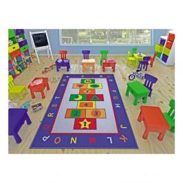 Detský koberec Game, 100×150 cm