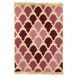 Červený koberec Floorist Baklava Claret Red,120×180cm