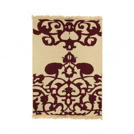 Červený koberec Floorist Agac Claret Red,80×150cm