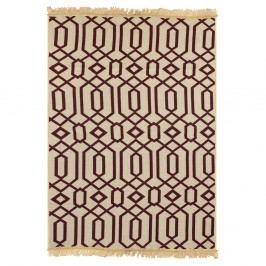 Vínový koberec Ya Rugs Kenar, 80 x 150 cm