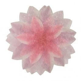 Koberec Vitauss Flowerina, ⌀80cm