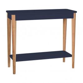 Tmavosivý konzolový stolík Ragaba Ashme, šírka 85 cm