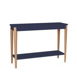 Tmavosivý konzolový stolík Ragaba Ashme, šírka 105 cm
