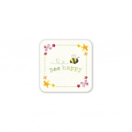 Súprava 4 korkových podložiek pod poháre Cooksmart ® Flowers